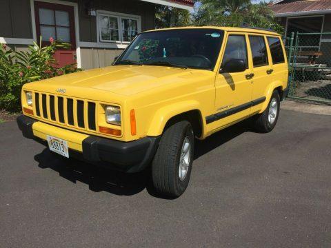 2001 Jeep Cherokee Sport Super Low 50K mi 4WD 4.0L 4Dr Clean na prodej