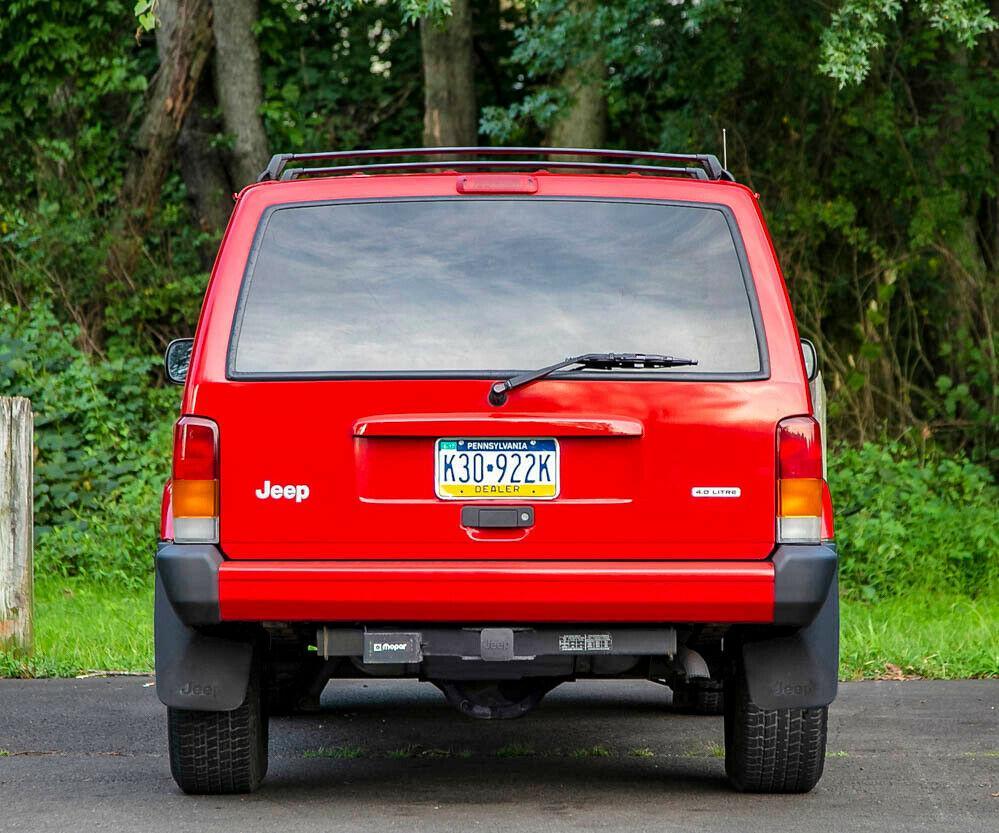 2001 Jeep Cherokee Sport Super Low 57K mi 4WD 4.0L