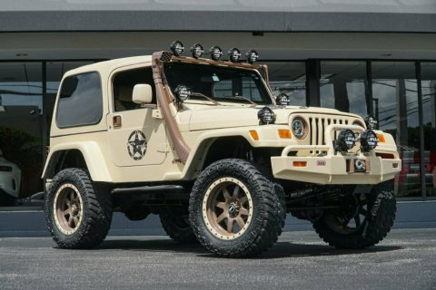 2005 Jeep Wrangler 2dr X na prodej