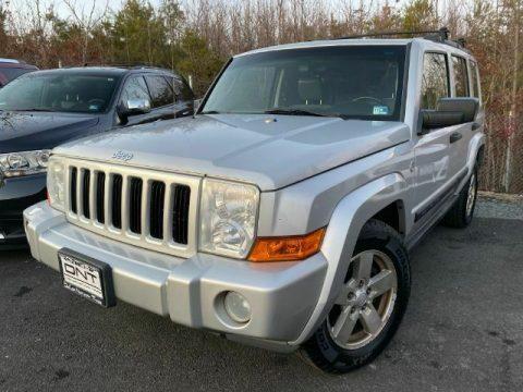 2006 Jeep Commander 4WD na prodej