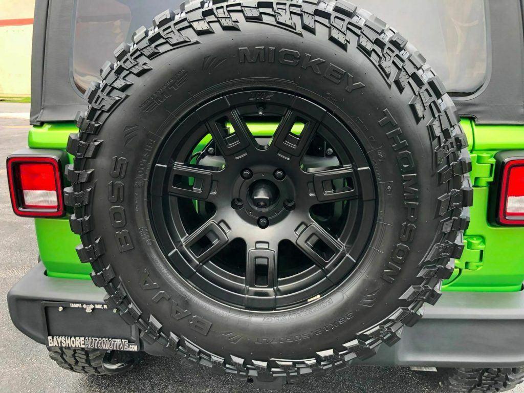 2018 Jeep Wrangler Mojito! Mickey Thompson Lifted 35″s