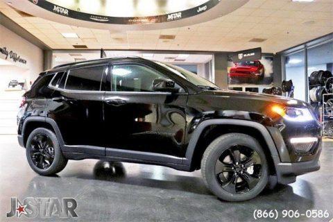 2020 Jeep Compass Altitude na prodej