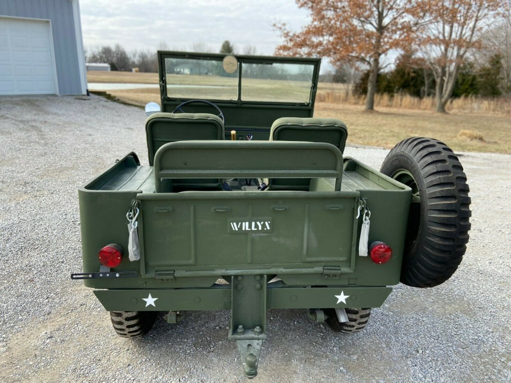 1948 Jeep Willys CJ2A
