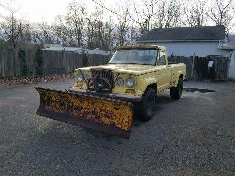 1963 Jeep Gladiator na prodej