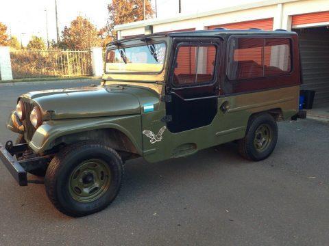 1971 Kaiser Jeep na prodej