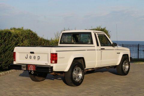 1991 Jeep Comanche Pioneer na prodej