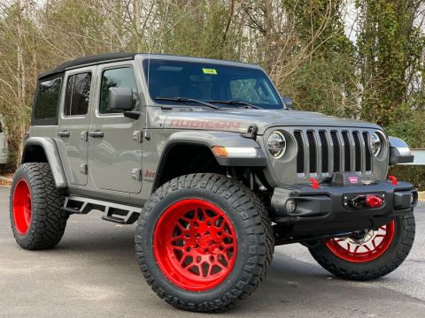 2020 Jeep Wrangler Rubicon 22″ Custom American Forces Fully LOADED na prodej