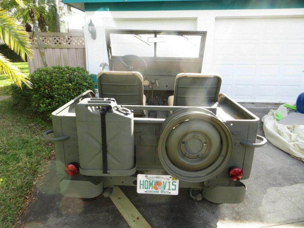 1947 JEEP Willys CJ2