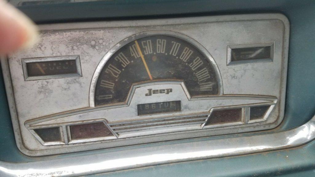 1966 Jeep Gladiator Pickup