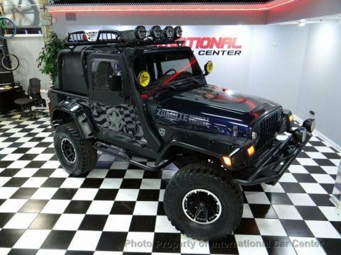 1999 Jeep Wrangler 2dr SE na prodej