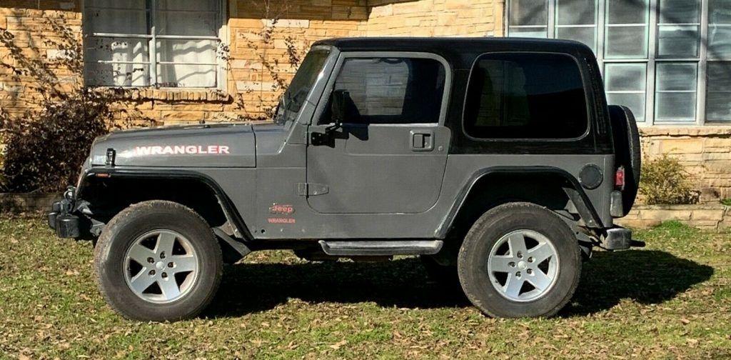 2000 Jeep Wrangler SPORT TJ