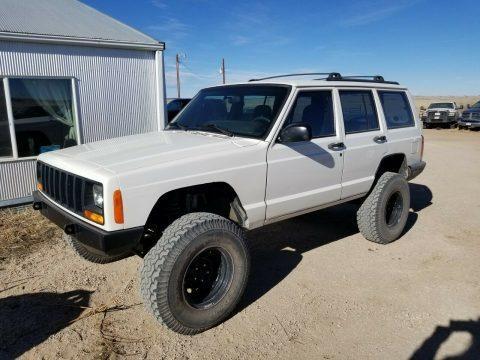 2001 Jeep Cherokee XJ na prodej