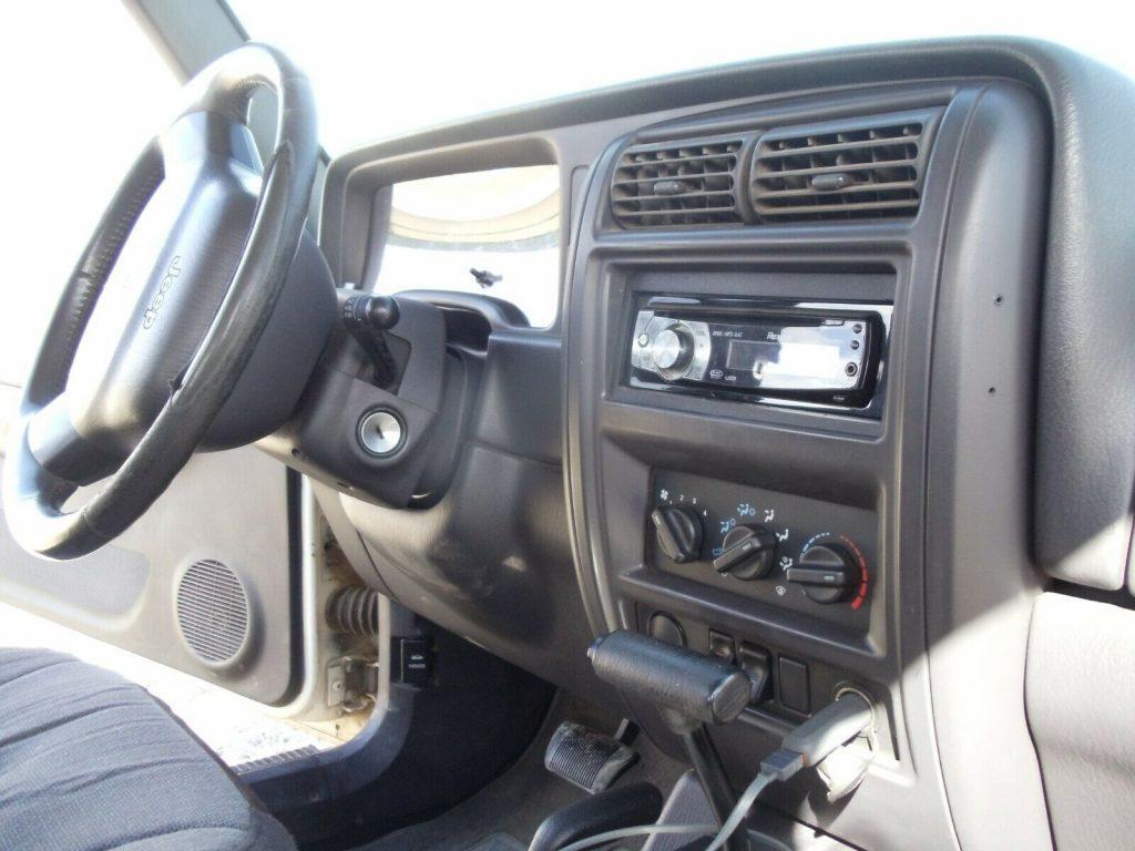 2001 Jeep Cherokee XJ