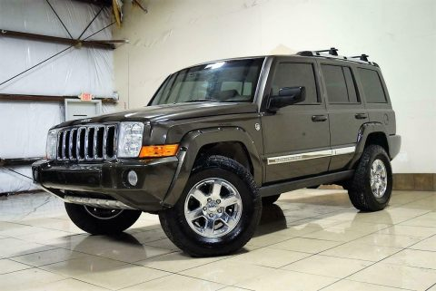2006 Jeep Commander Limited Lifted OFF ROADING na prodej