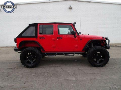 2017 Jeep Wrangler Unlimited Rubicon na prodej