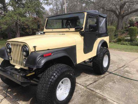 1973 Jeep CJ 5 na prodej