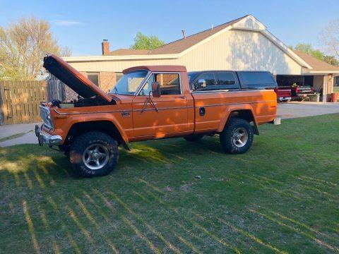 1977 Jeep J10 Honcho na prodej