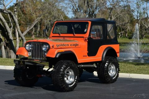 1979 Jeep CJ5 Soft Top Lifted na prodej