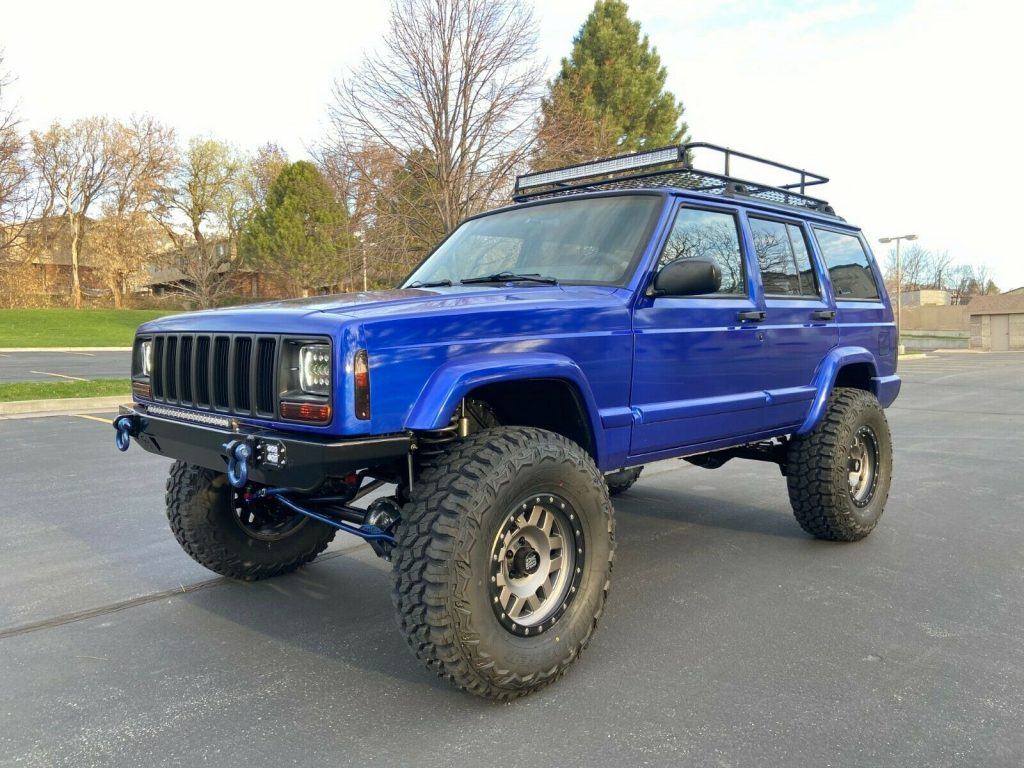 1999 Jeep Wrangler XJ Limited