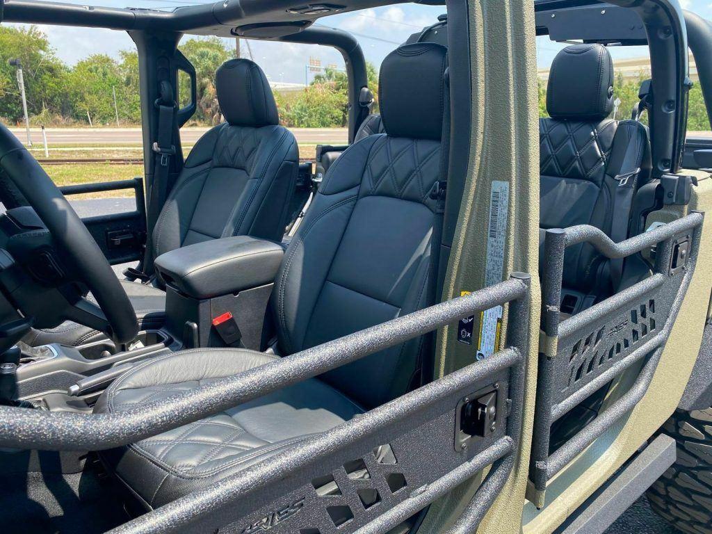 2020 Jeep Wrangler Gladiator 7″ LONG ARM 40″