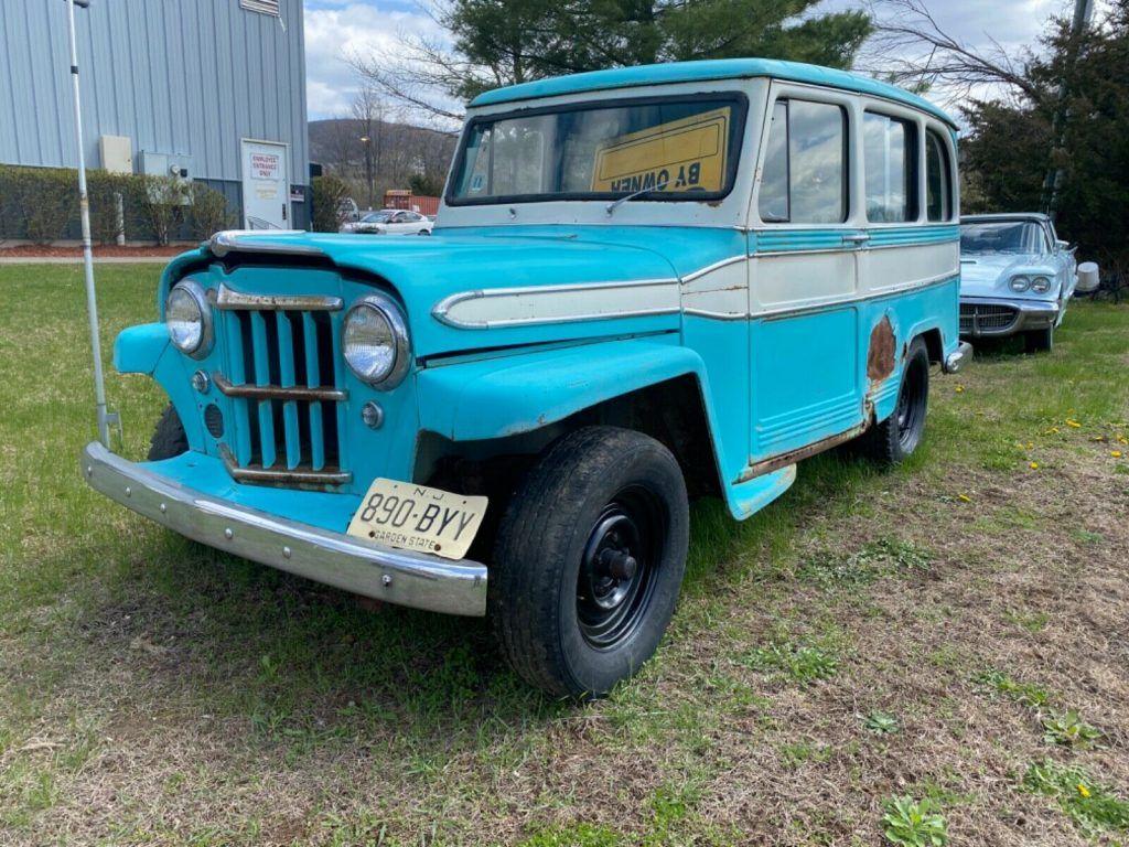 1963 Jeep Willys Wagon