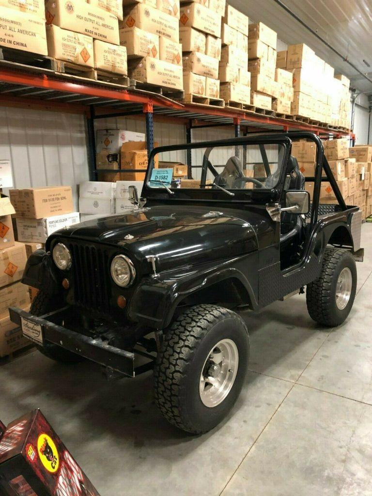 1968 Jeep CJ JEEP CJ5  Restored  HOT ROD