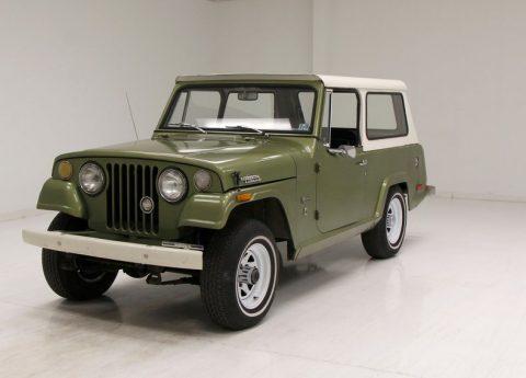1970 Jeep Jeepster Commando na prodej