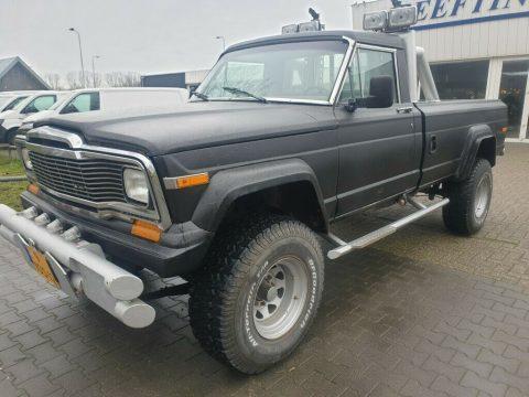 1981 Jeep J20 Gladiator V8 Diesel na prodej