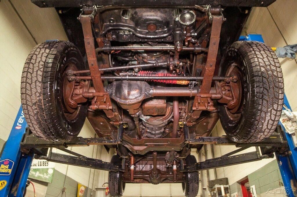 1981 Jeep Scrambler Jeep Scrambler CJ 8 4×4