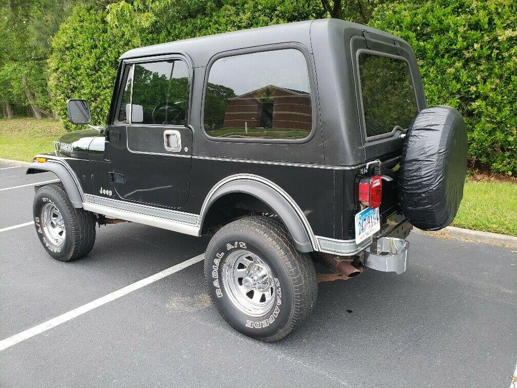 1984 Jeep CJ Laredo