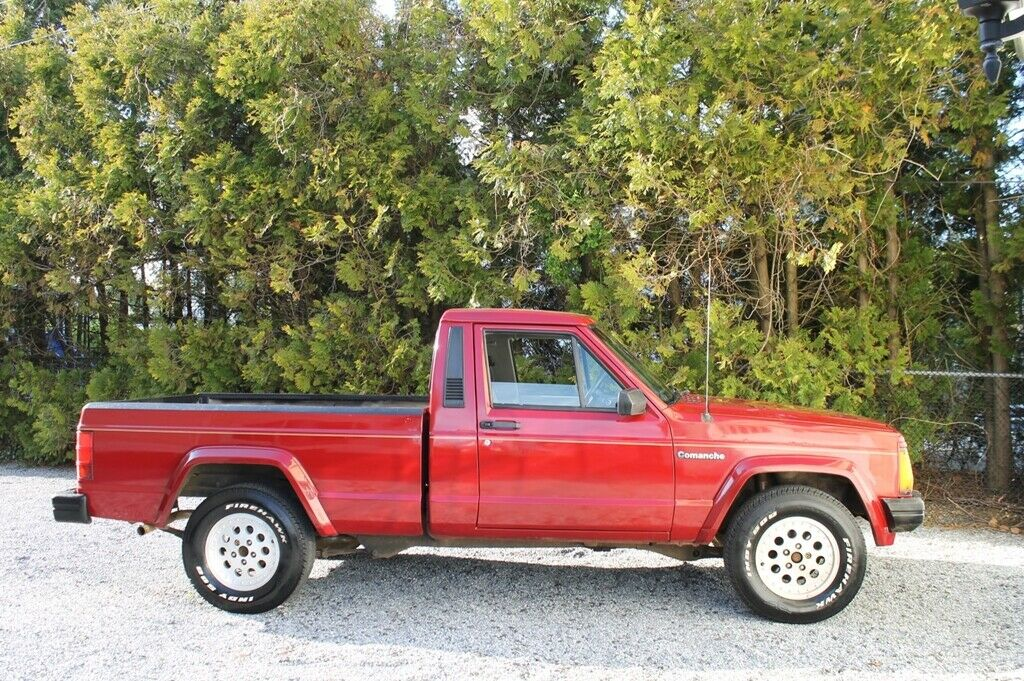 1990 Jeep Comanche Eliminator