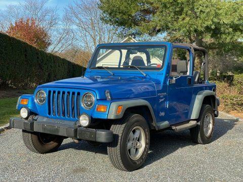 1999 Jeep Wrangler Sport na prodej