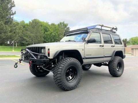 2001 Jeep Cherokee XJ   Super Clean na prodej