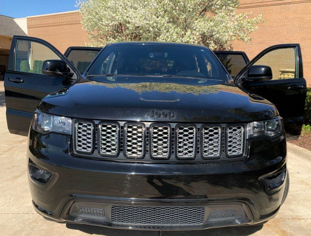 2018 Jeep Grand Cherokee Altitude Edition