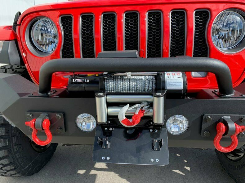 2020 Jeep Wrangler Unlimited Rubicon 4×4