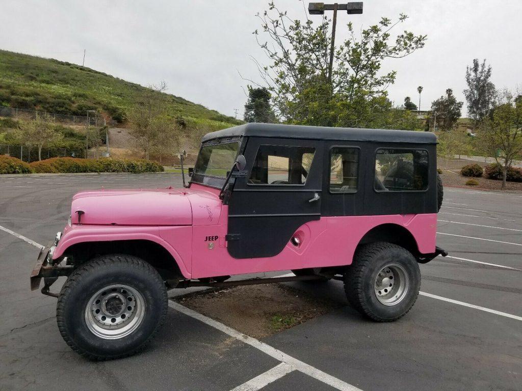 1966 Jeep CJ6