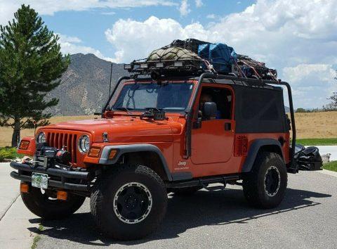 2006 Jeep Wrangler UNLIMITED na prodej