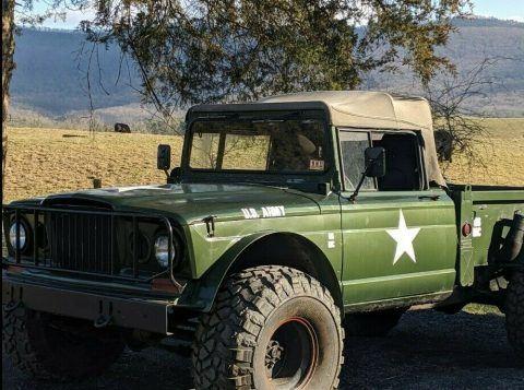 1968 Jeep Kaiser M715 na prodej