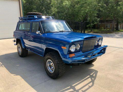 1977 Jeep Cherokee Cherokee Chief na prodej
