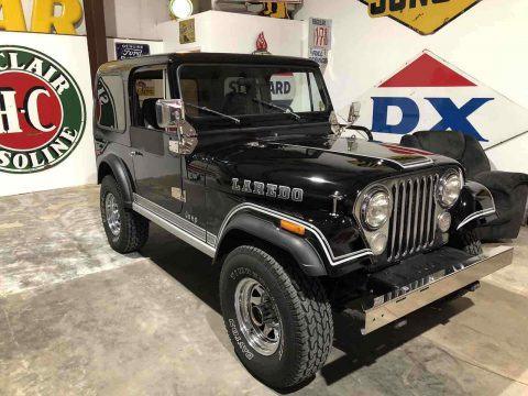 1980 Jeep CJ 7 Laredo na prodej