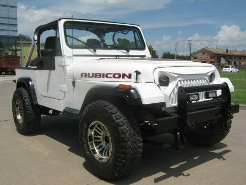 1989 Jeep Wrangler na prodej