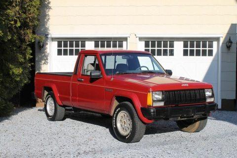 1990 Jeep Comanche Eliminator na prodej