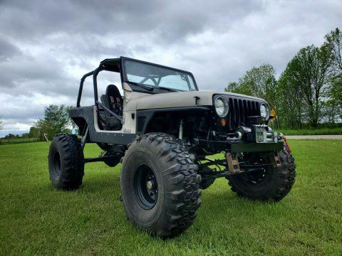 1995 Jeep Wrangler Rock na prodej