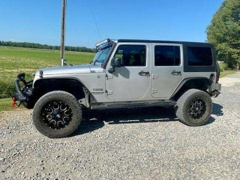 2011 Jeep Wrangler SPORT na prodej