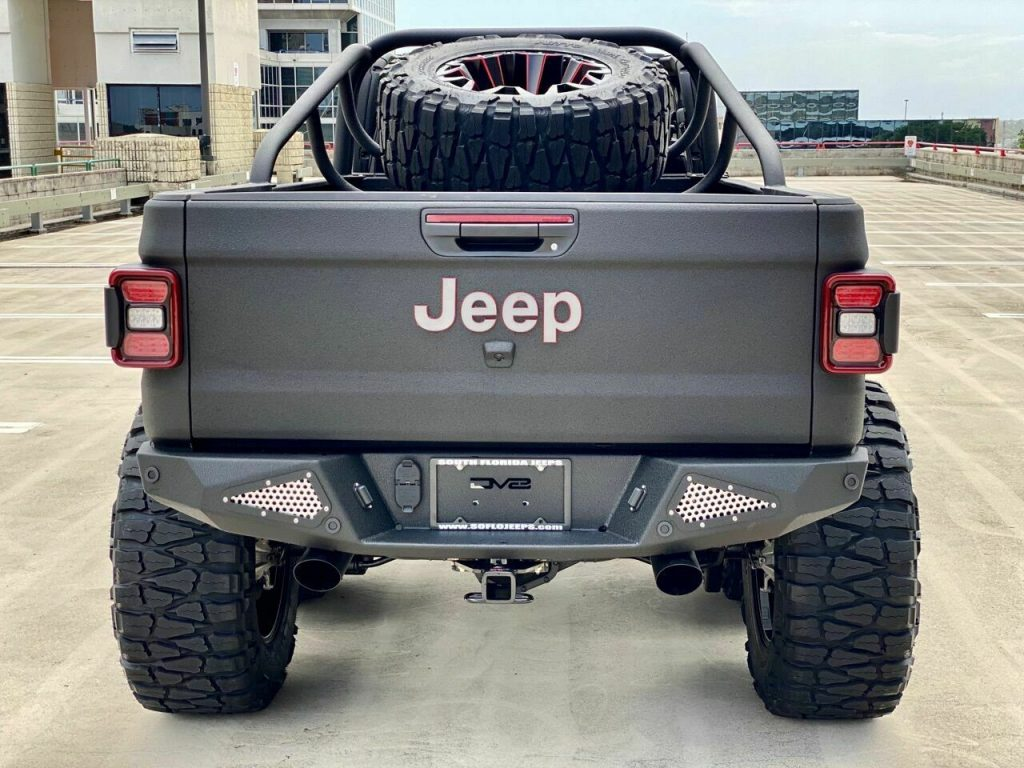 2020 Jeep Gladiator Rubicon 4×4 4dr Crew Cab 5.0 ft. SB