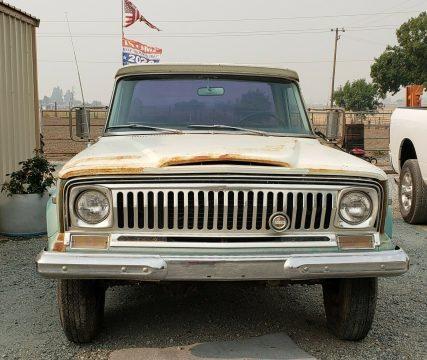 1970 Jeep Gladiator na prodej