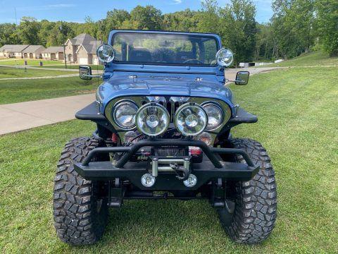 1993 Jeep Wrangler na prodej