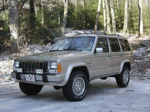 1995 Jeep Cherokee Country Edition na prodej