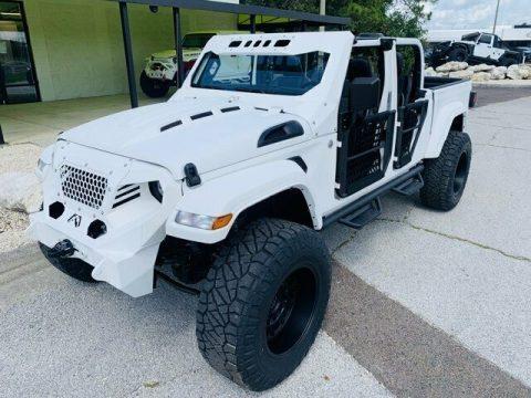 2020 Jeep Gladiator 4:10 Rubicon Axles CUSTOM na prodej