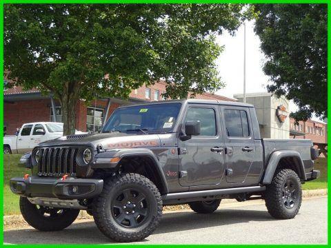 2020 Jeep Gladiator Mojave 4×4 na prodej